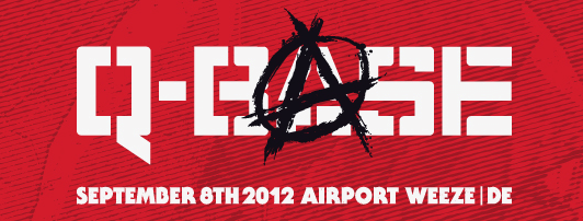 Q-BASE 2012! Weeze, Airport Weeze