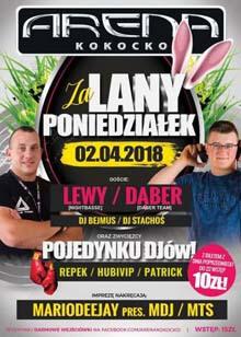 Dąber - Arena Kokocko 02.04.2018