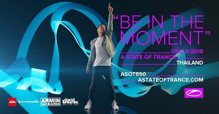 A State of Trance 850 - Thailand