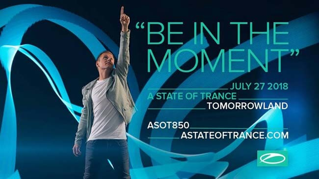 A State Of Trance Tomorrowland 27.07.2018