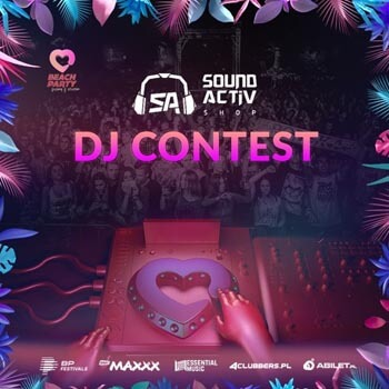 Dj BeatHard - Beach Party Gramy Z Sercem Dj Contest 2018