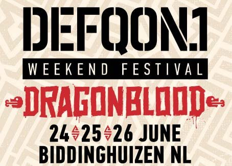 Defqon.1 Weekend Festival 2017 - Delete
