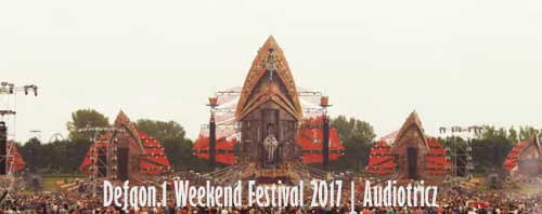 Defqon.1 Weekend Festival 2017 - Audiotricz (LIVE SET)