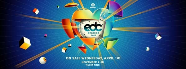 Electric Daisy Carnival - EDC Orlando - South Tampa Ave (09-10.11.2019)