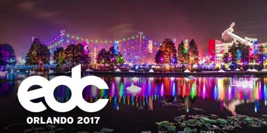 Electric Daisy Carnival 2017 Orlando - LIVE SETS