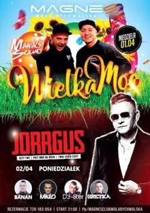 Dj Majlo In The Mix Magnes Wola Rychwalska 01.04.2018