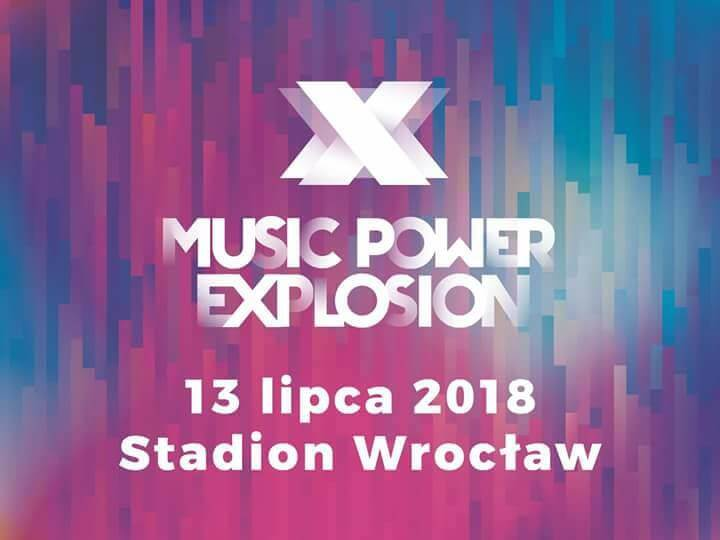 Music Power Explosion Wrocław - Tiësto (13.07.2018)