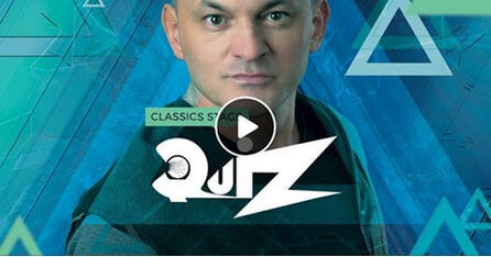 DJ QUIZ live at TRANCEFORMATIONS 2018 - EUFORIA FESTIVALS