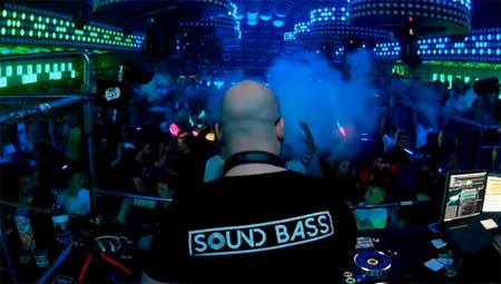 SOUND BASS - TIME 4 VIXA Magnes Club Wola Rychwalska 30.04.2018