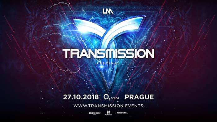 Transmission Prague 2018 - O2 Arena (27.10.2018)