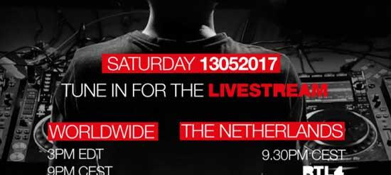 Watch Live Stream From The Best Of Armin Only (Amsterdam, Nederland 2017)