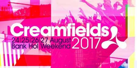 Fatboy Slim - Live Creamfields UK 2017