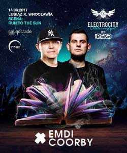 Emdi & Coorby - Electrocity 2017 (LIVE SET)