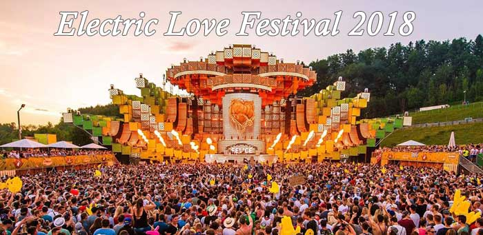 Electric Love Festival 04-08.07.2018