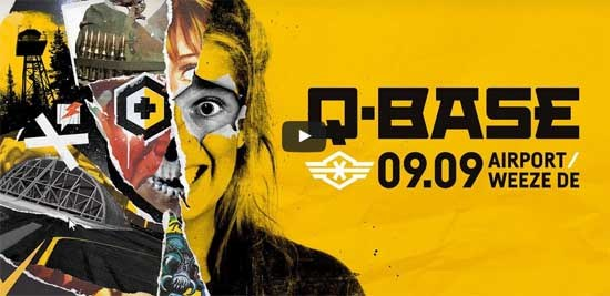 Q-BASE 2017 - Sub Zero Project (VIDEO-SET)
