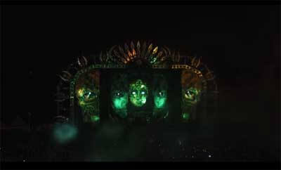 Q-dance at Mysteryland 2017 - Official Q-dance Saturday Endshow