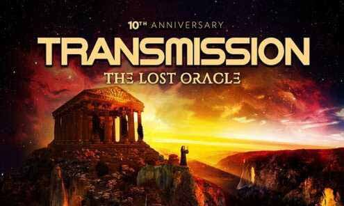 Markus Schulz - Live Transmission, The Lost Oracle (Prague, Czech Republic) 29.10.2016