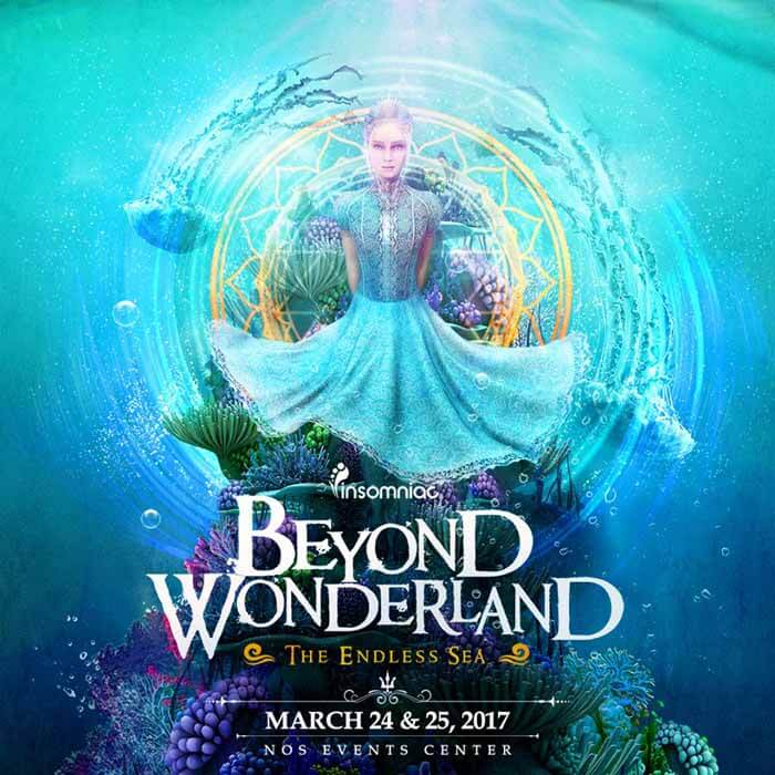 Beyond Wonderland SoCal 24-25.03.2017