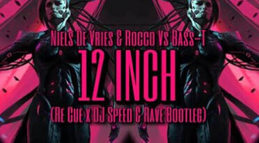 Niels De Vries & Rocco Vs Bass-T - 12 INCH (Re Cue x DJSpeed & Rave Bootleg)