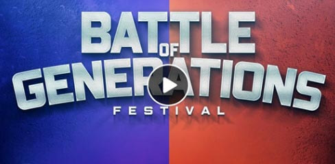 FoodHall Poznań - Battle of Generations Festival - Dj Matys & Dj Quiz live set (05.04.2019)