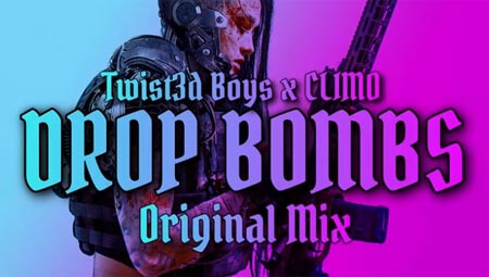 Twist3d Boys x CLIMO - Drop Bombs (Original Mix)