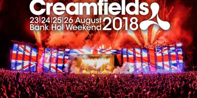 Virtual Self (Porter Robinson) - Live Creamfields Daresbury 2018