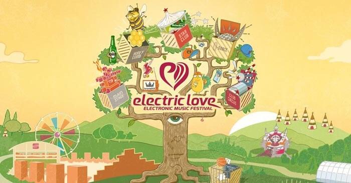 Electric Love Festival 2019 - Zapoznaj Szczegółowe Informacje Wydarzenia
