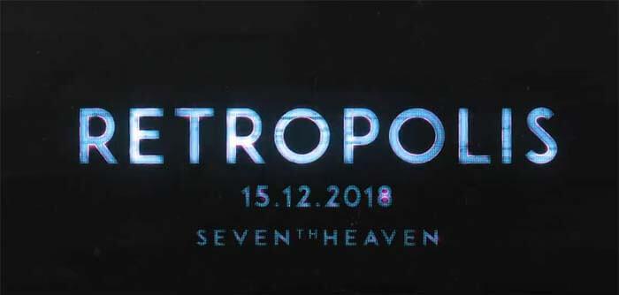 Retropolis w Seven'th Heaven w Legnicy 15.12.2018