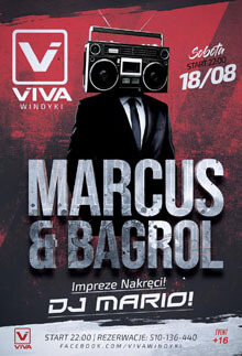MARCUS - VIVA KLUB WINDYKI (Made Of Trzask - 18.08.2018)