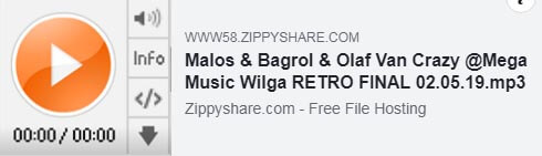 Malos & Bagrol & Olaf Van Crazy - Mega Music Wilga - RETRO FINAL 02.05.2019