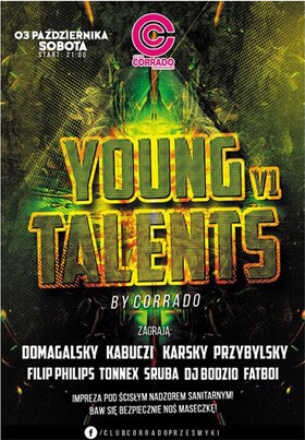 FILIP PHILIPS - Corrado Przesmyki (03.10.2020) Young Talents