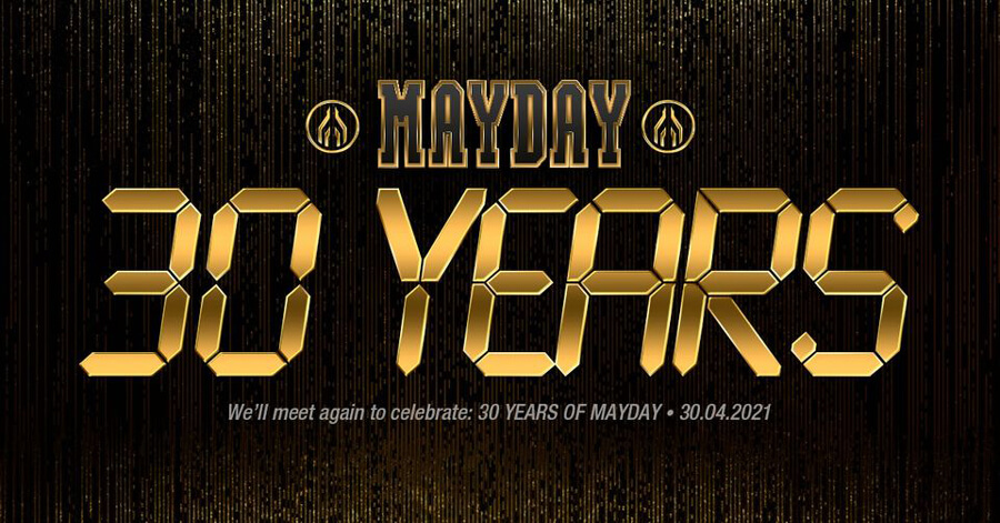 MAYDAY Dortmund 30 Years - Official Event (30.04.2021)