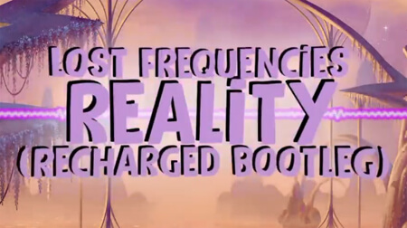 Lost Frequencies feat. Janieck Devy - Reality (ReCharged Bootleg)