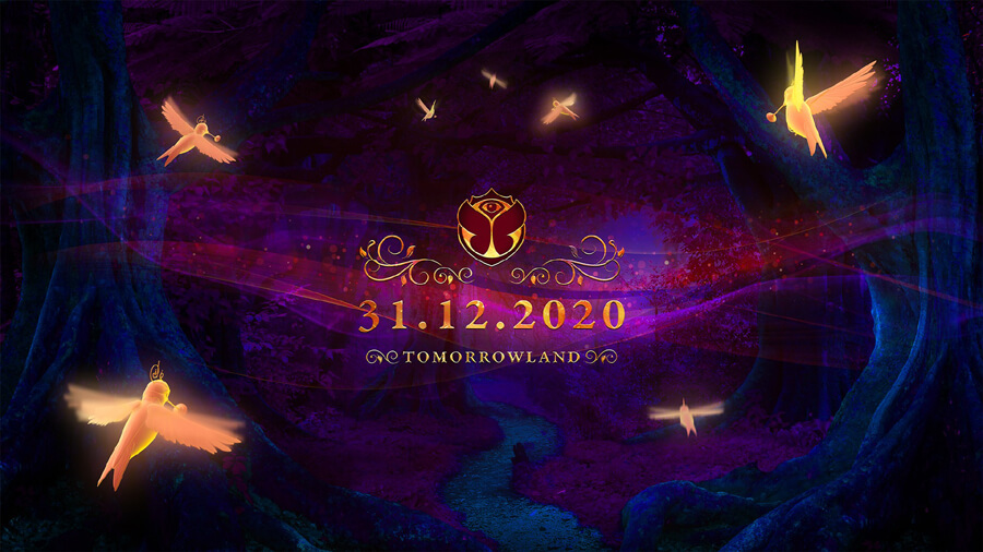 Martin Garrix - Live Tomorrowland NYE Edition (Melodia Stage) 31.12.2020