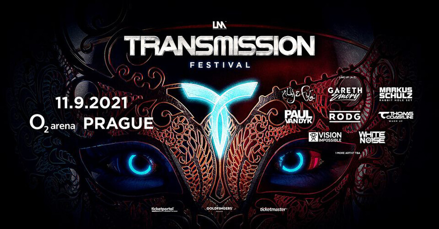 Transmission Prague 2021, O2 arena (Praga, Czechy)