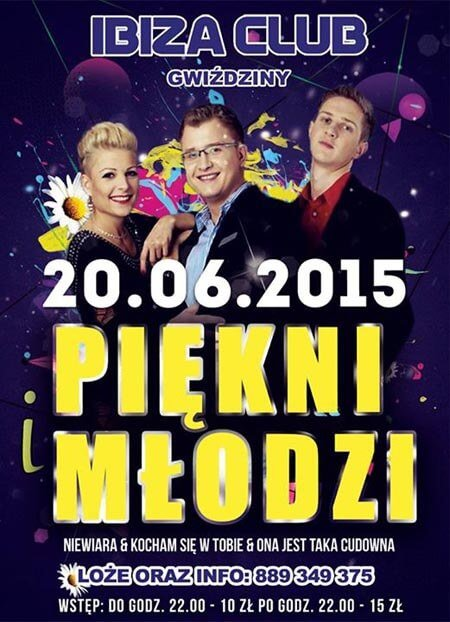 Single Night Kolorowe Opaski Brzozowa Protector -
