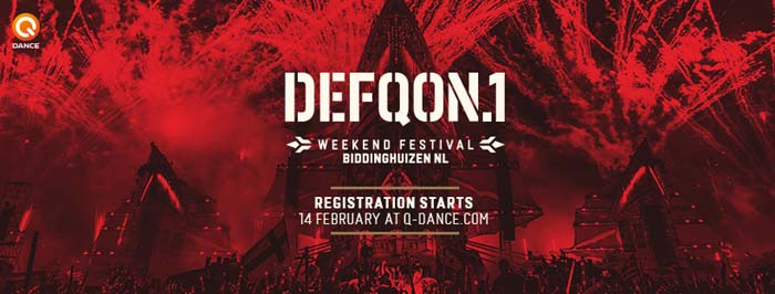 Headhunterz live set Defqon.1 2018