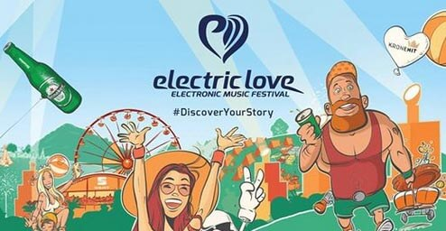 Electric Love Festival 2018 (ELF)