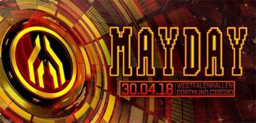Mayday 2018 (Dortmund, Germany) Ferry Corsten, Friends of Mayday, Aly and Fila - LIVE SETS