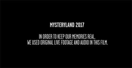 Mysteryland 2017 - OFFICIAL AFTERMOVIE (VIDEO-FILM)