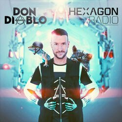 Don Diablo - Hexagon Radio Episode 264 (19.02.2020)