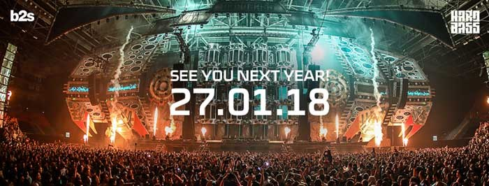 Hard Bass 27.01.2018 [official b2s event]