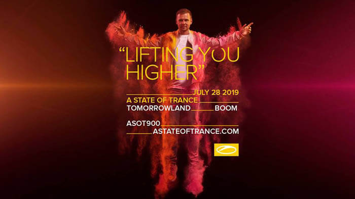 A State Of Trance 900 - Tomorrowland (28.07.2019)