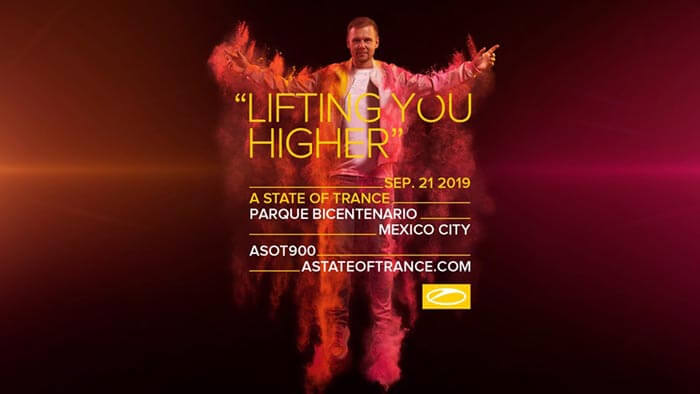 A State Of Trance 900 Festival Mexico City, Mexico (21.09.2019) LIVE SETS