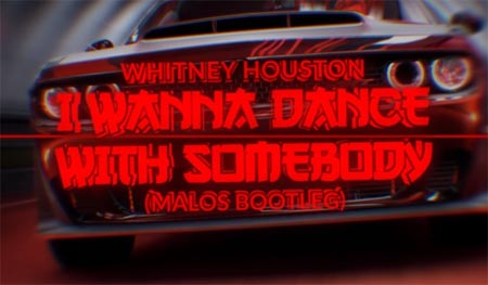Whitney Houston - I Wanna Dance With Somebody (MALOS Bootleg)