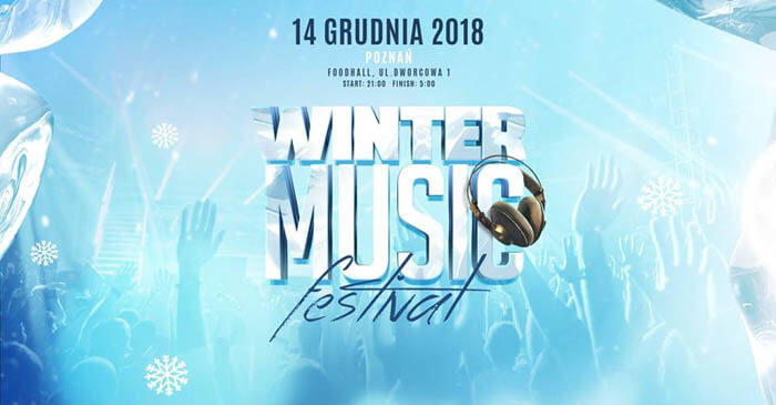 Winter Music Festival, Poznań - DJ Quiz (14.12.2018)