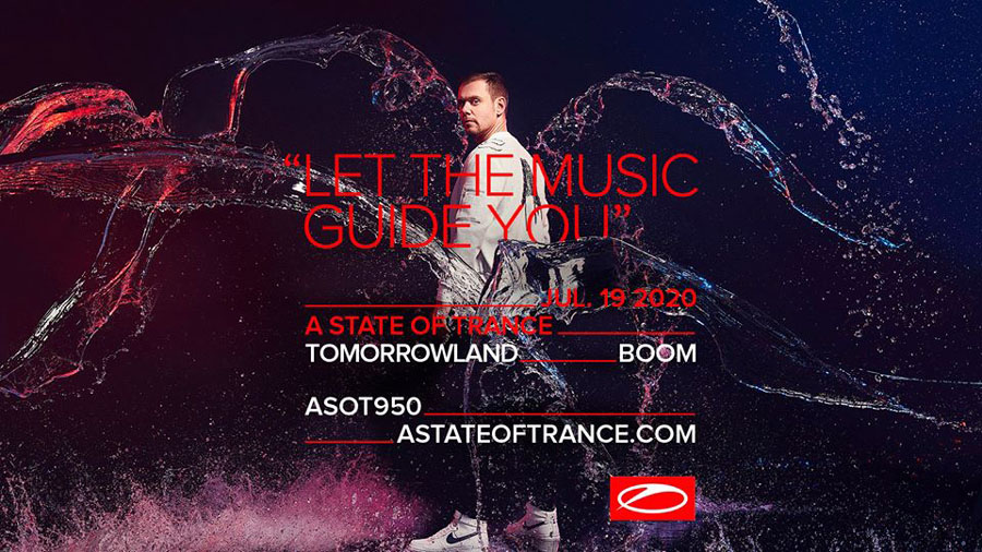 A State Of Trance 950 - Tomorrowland 2020 (19-26.07.2020)