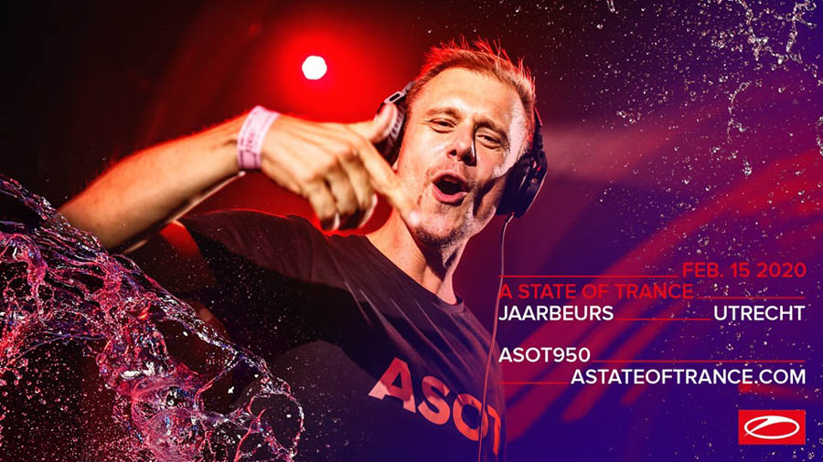 A State Of Trance 950 - Utrecht (15.02.2020)