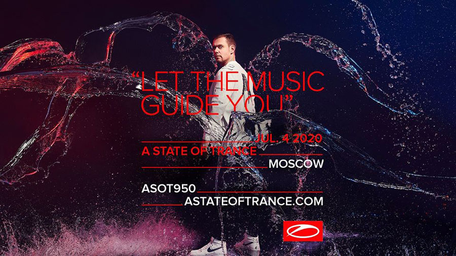 A State Of Trance 950 - Moscow (04.07.2020)