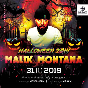 MESZI live at Club Holidays, Orchowo - Halloween (31.10.2019)